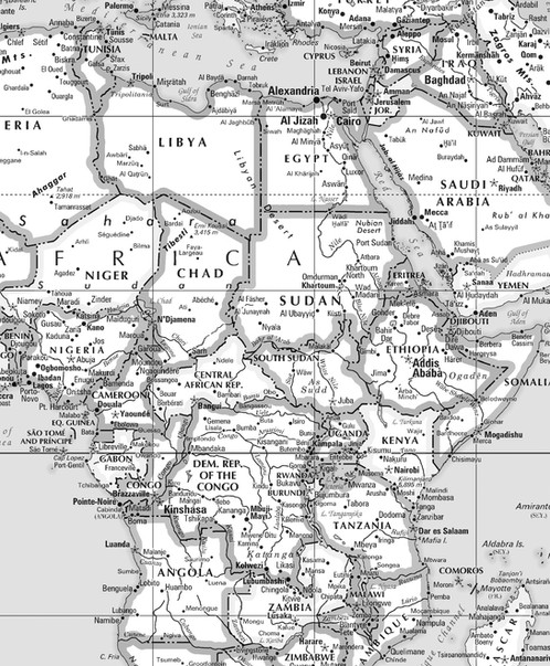World wall map classic black white poster wall maps posters this world wall map classic black white style rolled paper or laminated 36x24 inches features a wealth of information including current 2016 gumiabroncs Images