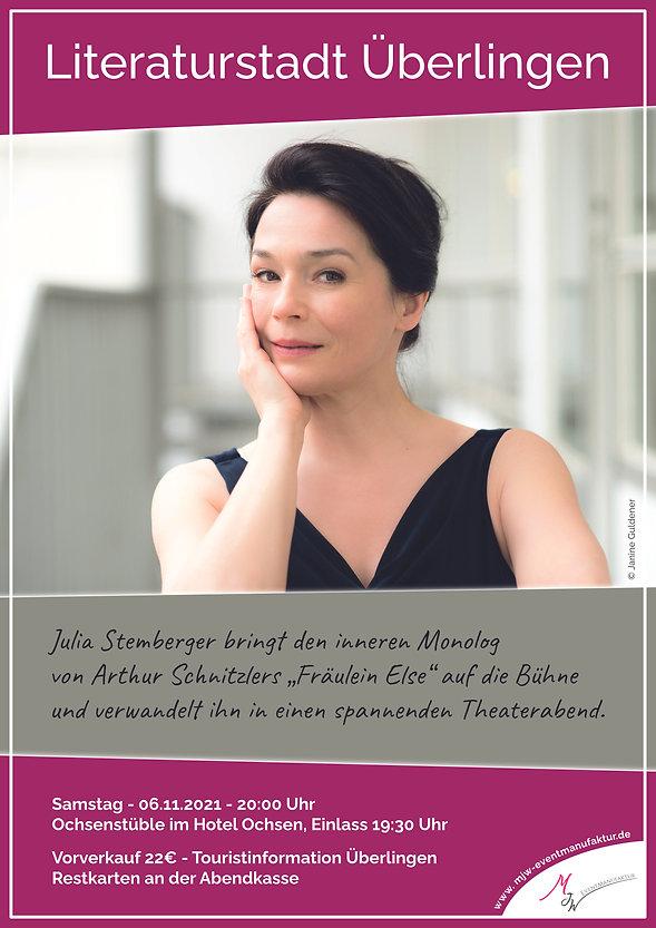 Plakat A3 - Julia Stemberger - MJW.jpg