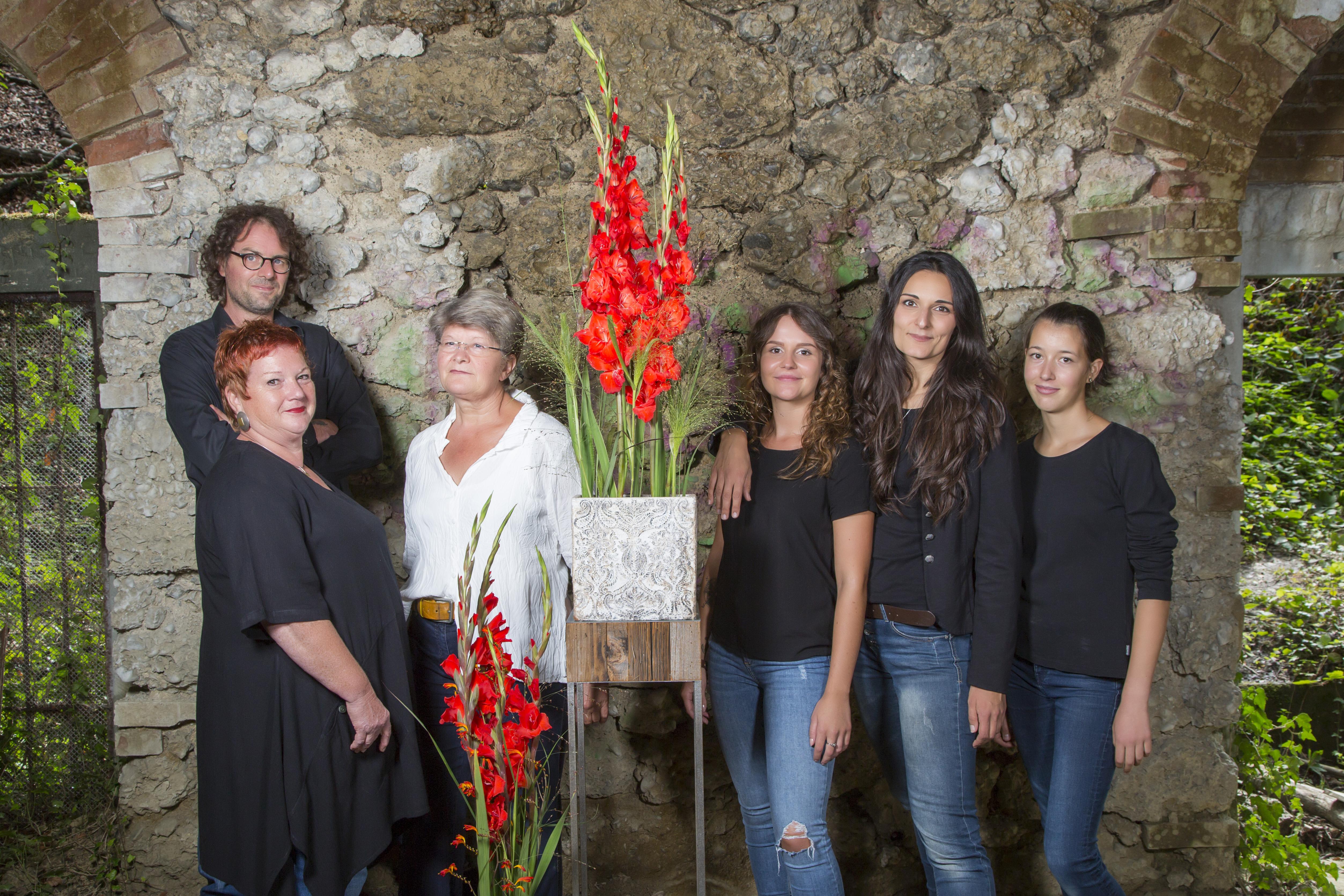 Herfurth Blumenhaus Team