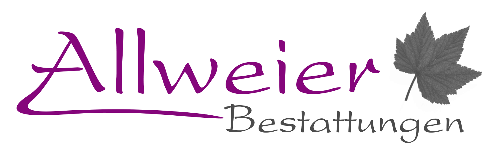 Logo Bestattungen