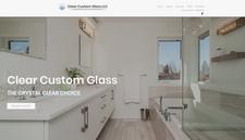 Clear Custom Glass