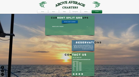 Above Average Fishing Charters