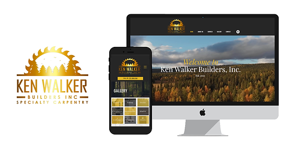 Home Improvement Website & Logo