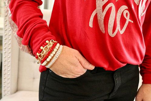 Anchors Away Bracelet Set