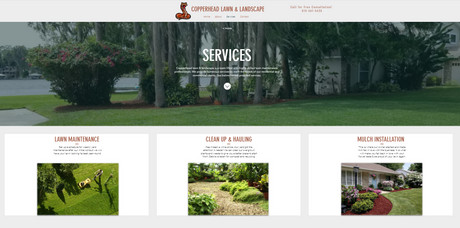 Copperhead Lawn & Landscape