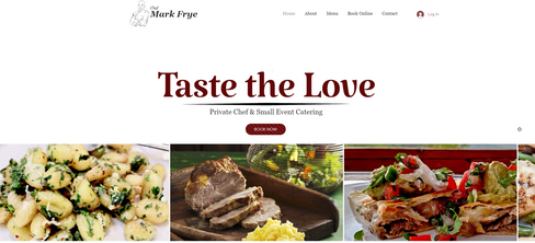 Taste the Love, Cooking with Mark Frye