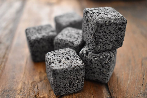Rocas de piedra para whisky