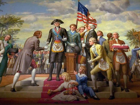 The Freemasonry's Influence on the Declaration of Independence and the American Revolution