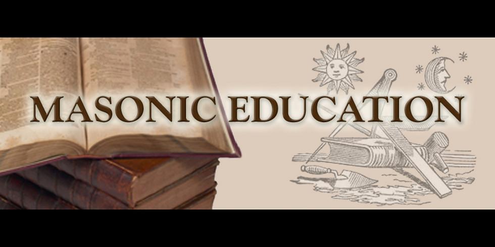 Masonic Education Study Group