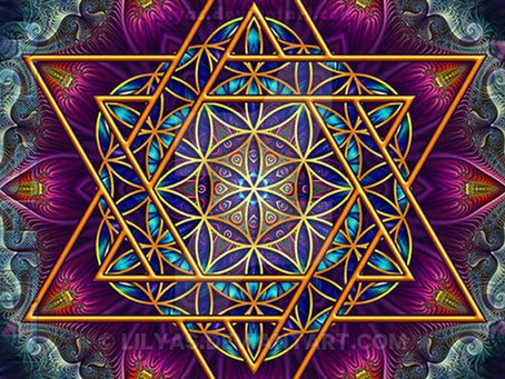 A Brief Introduction into Sacred Geometry