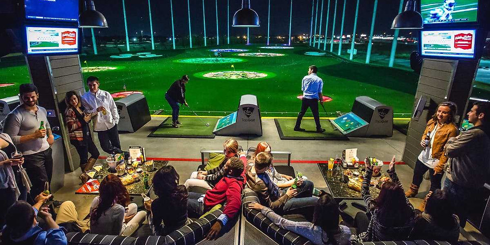 Top Golf - Fellowship Night