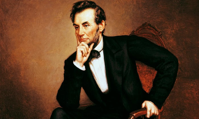 Abraham Lincoln - Smithsonian Portrait
