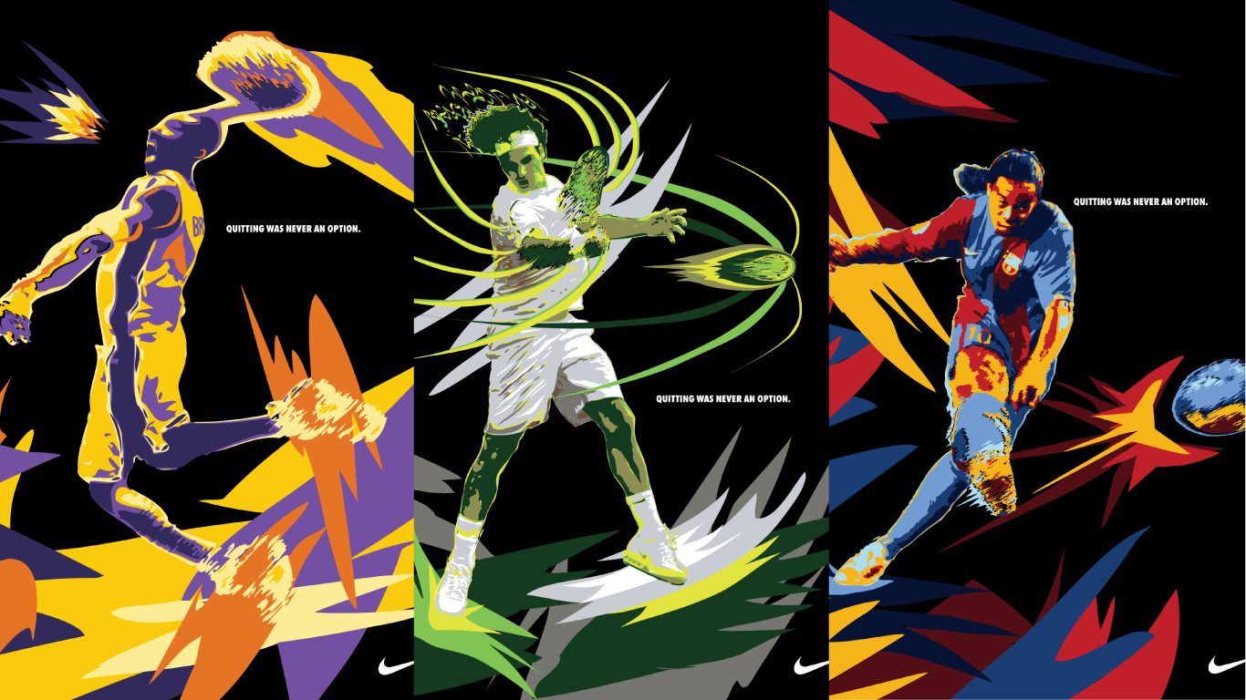 Nike-posters