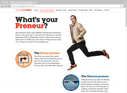 What's your 'preneur