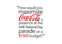 CocaCola-UAE40yrs-Campaign-Question