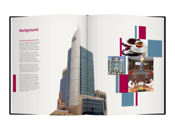 Pages from the yearly annual report