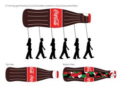CocaCola-UAE40yrs-Campaign-cokebottle