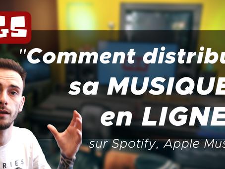 Comment Publier Sa Musique En Ligne (sur Spotify, Apple Music,...)