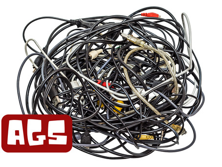 Les câbles audio: qualité et connectique.