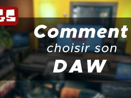Comment choisir son DAW.