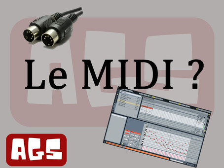 Le MIDI c'est quoi et à quoi ça sert?