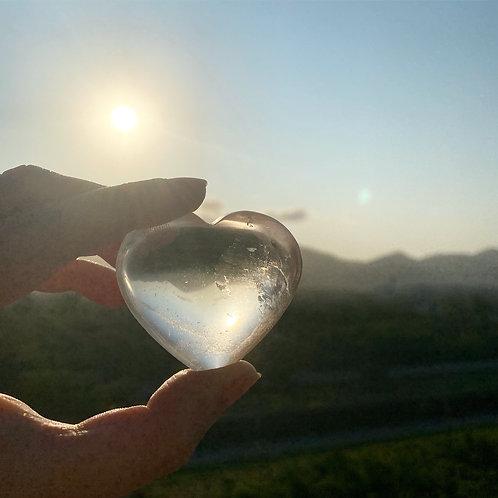 Coração de Cristal