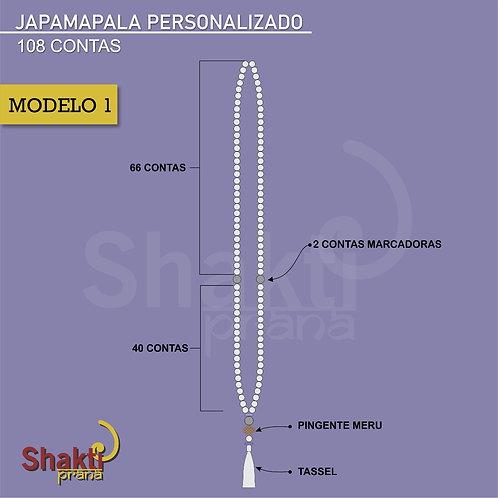 Japamala Personalizado 1 (8 mm)