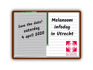 Save the date & poll: Melanoom infodag 2020