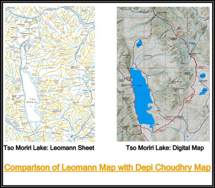 How Depi Chaudhry Digital Maps Project can help trekkers in exploring the unexplored Himalayas