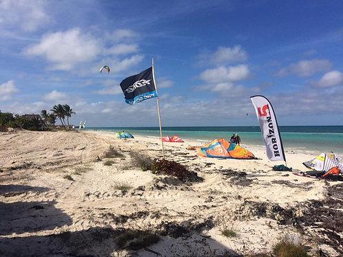 kite rental / Full equipment 1 week / Location équipement complet 1 semaine
