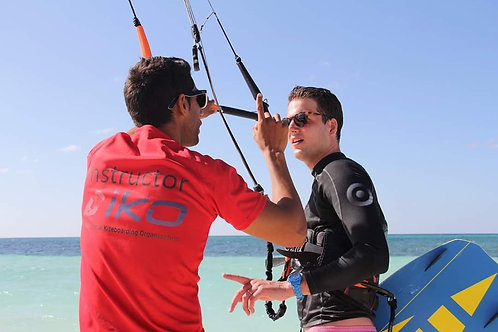 kite rental Full equipment 1 hour / Location équipement complet 1 heure