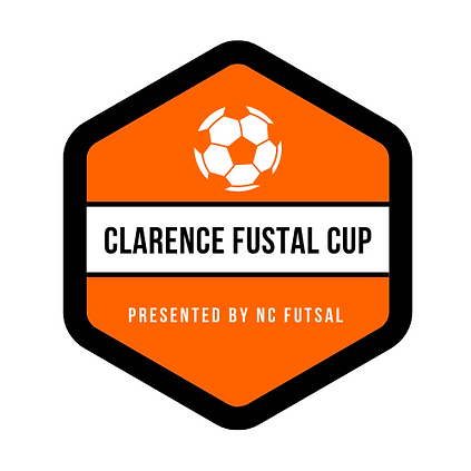 Clarence Futsal CupLogo.png