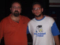 Head Coach Renan Fenerich and Paulo Cesar World Futsl Champion for Brazil National Team.