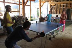Ping-pong tournament