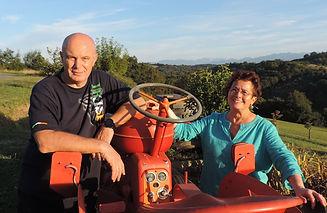 santiago et Marie-claude Diez domaine ma