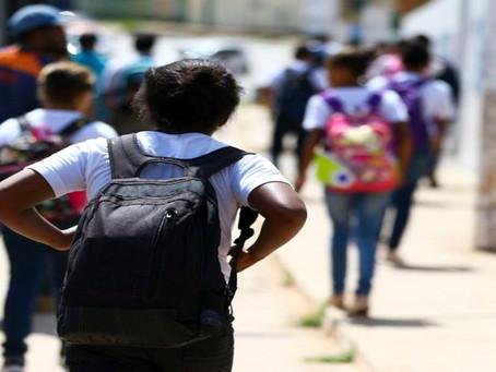 Pandemia: Abandono escolar no Norte do Brasil.