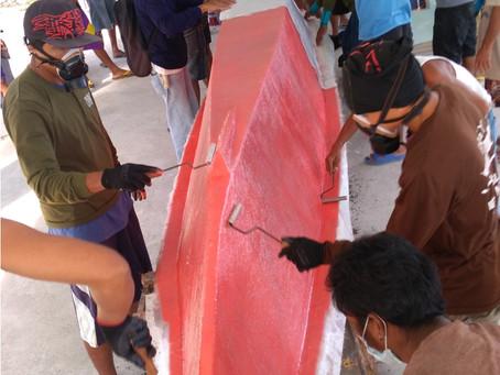 """Sustainable Livelihood Program (SLP) sa Paghimo Sin """"Fiberglass"""" na Sakayan"""