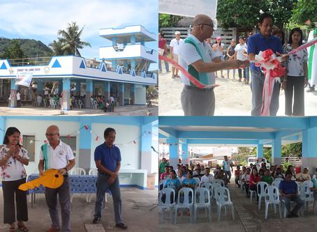 Community Fish Landing Center (CFLC) in Inaguraran
