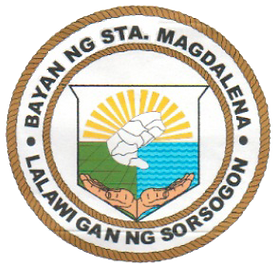 Official Logo of Sta. Magdalena