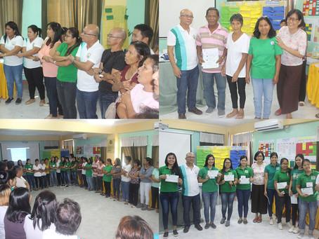 Barangay Leadership Governance Program sa Health
