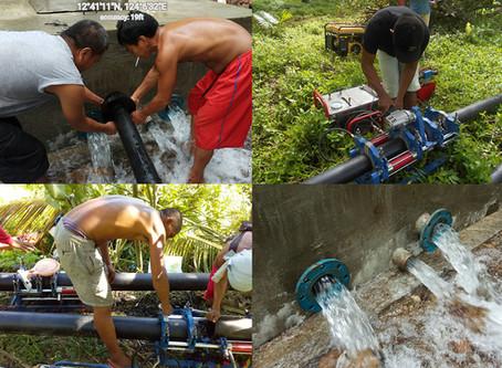 Padagos An Pag Improbar San LGU Water System
