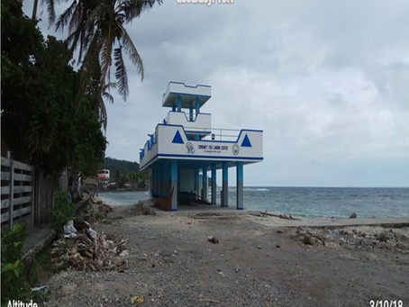 Community Fish Landing Facility (CFLC) Tapos Na