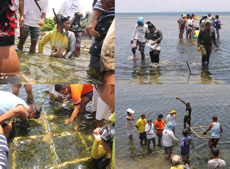 Participatory Coastal Resource Assessment (PCRA) Preparasyon sa Paghimo Integrated Coastal Resource
