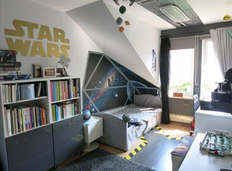 Fiúszoba - Star Wars