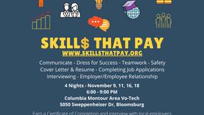 Skills That Pay