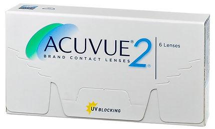 контактныелинзыAcuvue