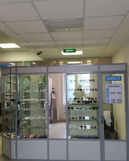 Салон Оптики в Диамед