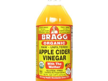 Why I use Apple Cider Vinegar