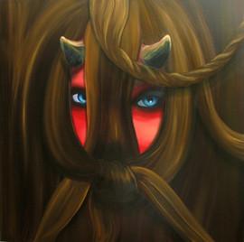 Duivels haar