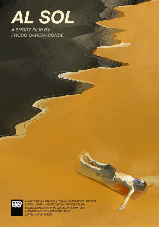 Al sol, cortometraje realizado en el taller de Abbas Kiarostami.